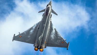 Spain Air Force - ALA14 / Eurofighter Typhoon
