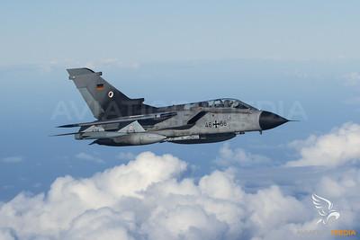 Luftwaffe - TLG 51 / Panavia Tornado ECR / 46+56