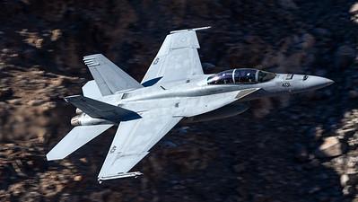 U. S. Navy / McDonnell Douglas F/A-18F Super Hornet / 165912