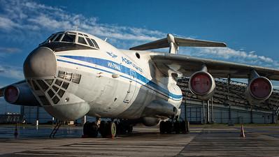 223rd Flight Unit - Aeroflot / Ilyushin Il-76MD / RA-78830