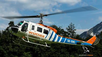 Wucher Helicopter Bell 205