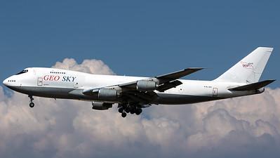 Geo Sky / B747-200B(SF) / 4L-GEO