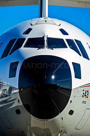 Face to Face with a Globemaster