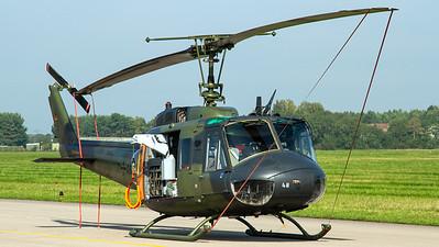 """Luftwaffe - LTG 61 """"SAR"""" / Bell UH-1D / 71+48"""