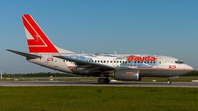 "Lauda Air / B737-600 / OE-LNM / ""Tirol"""