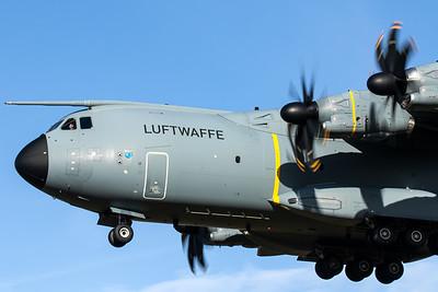 Luftwaffe - LTG 62 / Airbus A400M Atlas / 54+19