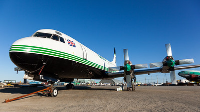 Buffalo Airways / Lockheed L-188AF Electra / C-GZFE