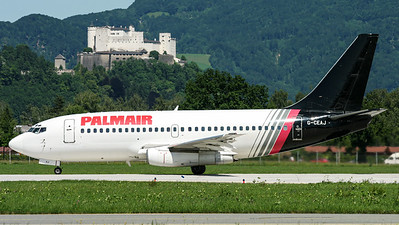 Palmair / B737-200Adv. / G-CEAJ