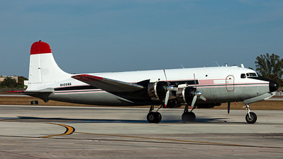 Florida Air Transport / Douglas C-54G Skymaster / N406WA
