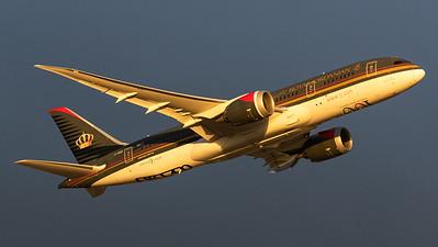Royal Jordanian / B787-8 Dreamliner / JY-BAB