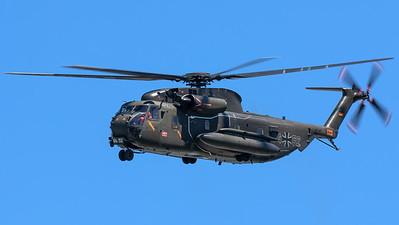 Luftwaffe - HSG64 / CH-53GS / 84+52
