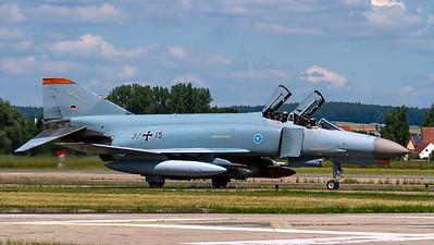 Luftwaffe - WTD61 / F-4F Phantom II / 37+15
