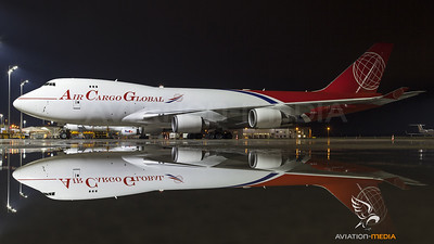 Air Cargo Global night mirror