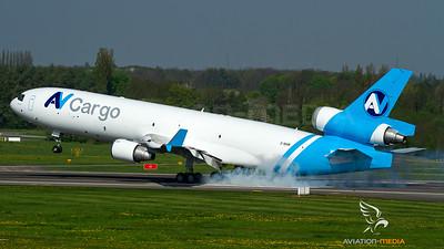 AV Cargo / MD-11F / Z-BAM
