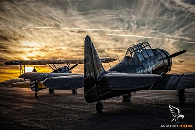 Vintage sundown....