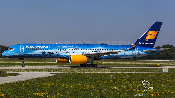 Icelandair 80 Years of Aviation 1937-2017