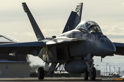 US Navy Super Hornet