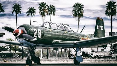 Falcon Warbirds / Nanchang CJ-6A / N23YK