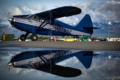 Private / Stinson 108-1 Voyager / N97892