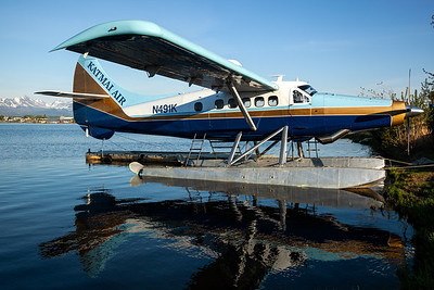 Katmai Air / DHC-3 Turbo Otter / N491K