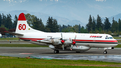 Conair / Lockheed L-188A Electra / C-FYYJ