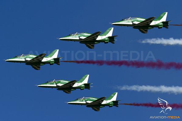 Saudi Hawks...