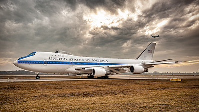 US Air Force / Boeing E-4B Nightwatch / 74-0787