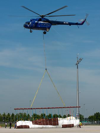 Aerocentrum / Mil Mi-8TP / OK-XYC