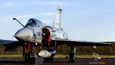 Luxeuil Mirage 2000-5