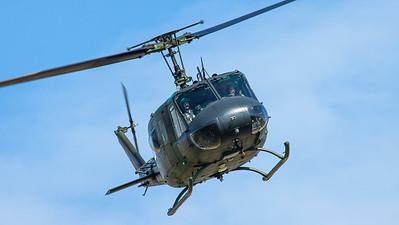 Luftwaffe - LTG 61 / Bell UH-1D / 70+71