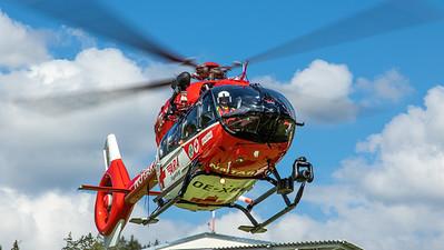 ARA Flugrettung - RK2 / Airbus H145 / OE-XRE