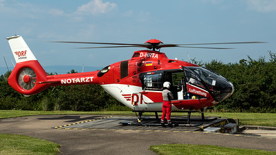 "DRF Luftrettung ""Christoph 45"" / Eurocopter EC-135T3H / D-HRTA"