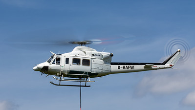 GHS - Global Helicopter Service / Bell 412HP / D-HAFW