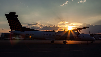 Lufthansa Regional / DHC-8 Q400 / D-ADHT