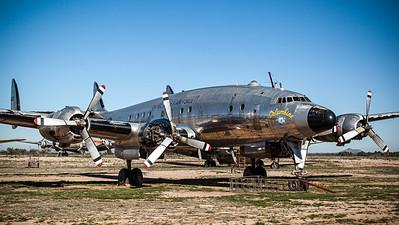 "US Air Force ""Columbine"" / Lockheed C-121A Constellation / N9463"