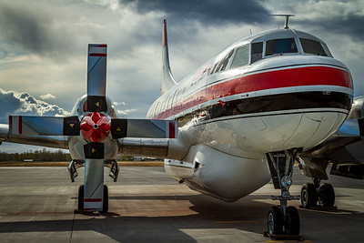 Conair Aviation / Convair CV-580 / C-FKFA