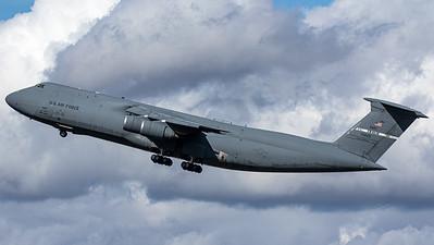 US Air Force - AMC / Lockheed C-5M Super Galaxy / 87-0029