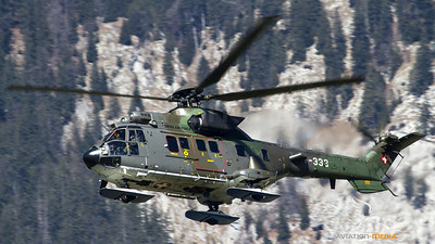 Swiss Air Force AS532UL Cougar