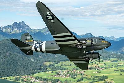 "Tunison Foundation ""Placid Lassie"" / Douglas C-47A Skytrain / N74589"