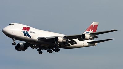 MK Airlines / B747-200F / G-MKDA