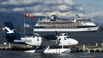 Westcoast Air Twinn Otter C-GQKN