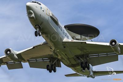 NATO E-3A Sentry