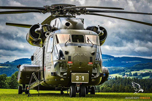 German Air Force CH-53GA
