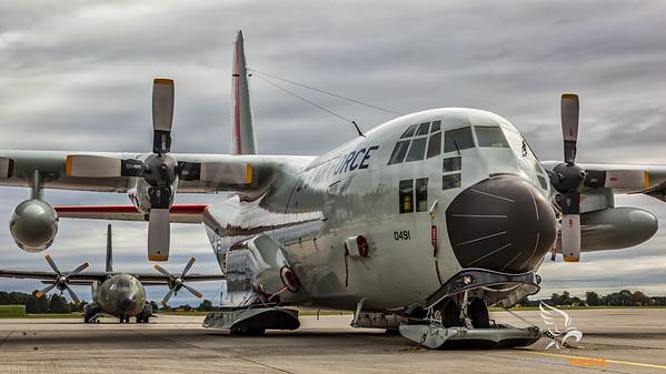 USAF LC-130H Hercules
