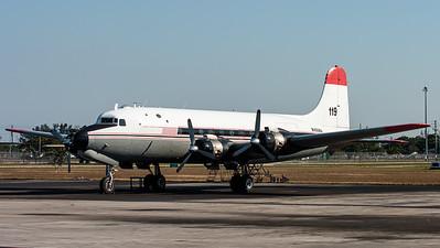 Florida Air Transport / Douglas C-54G Skymaster / N406WA