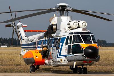 Armee de l'air / Aerospatiale AS332L1 Super Puma / 2244-PM