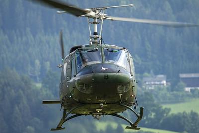 Austria Air Force / Agusta-Bell AB212 / 5D-HB