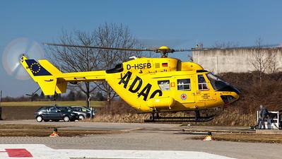 ADAC - Christoph 32 / MBB BK117B-2 / D-HSFB