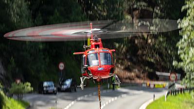 Heli Austria / Aerospatiale AS350-B3 / OE-XBE