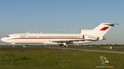 Bahrein Government Boeing 727